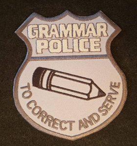 italian WordPress grammar police